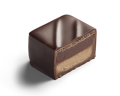 Chocolat Ganache Gianduja Yuzu