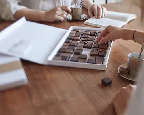 Le chocolat, délicieusement gourmand