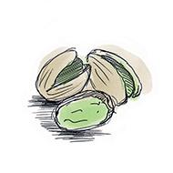 Une pistache de qualité